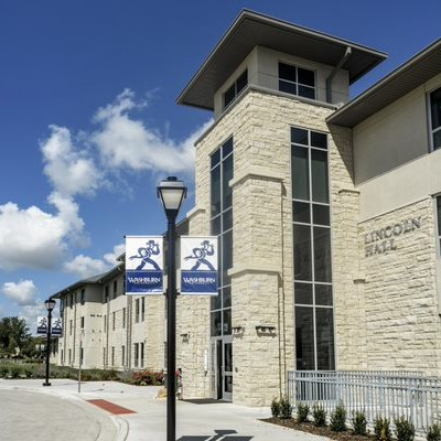 residence halls open to Washburn Tech students